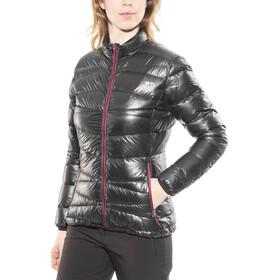 Yeti W's Cirrus Ultralight Down Jacket black/ribbon red